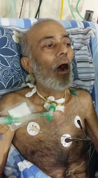 Shahidul Islam Khokon prominent bangladeshi filmmaker in critical situation between life and death