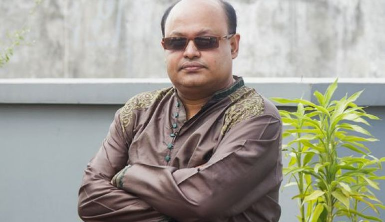 Abdullah Zahir Babu prominent screenplay writer script writer of bangladeshi film son of filmmaker actor Zahirul Haque