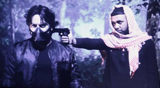 জঙ্গি হামলা নিয়ে 'মিস্টার বাংলাদেশ', অভিনয়ে খিজির হায়াত খান