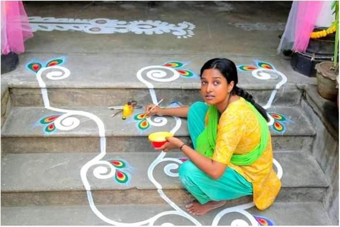 শেষ হলো 'রিকশা গার্ল'
