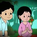 মীনা কার্টুন : কন্যাশিক্ষার বিপ্লব