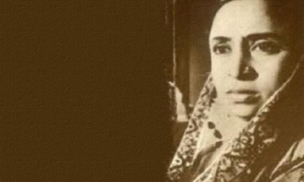 কিংবদন্তি অভিনেত্রী রওশন জামিল