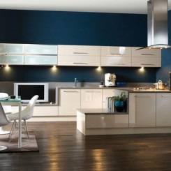 Kitchen Cabinet Systems (High Gloss Finish)