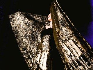 Anna Cleveland Jean Paul Gaultier bmdphoto