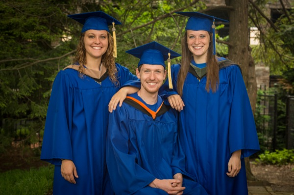 Manning Triplets Graduate