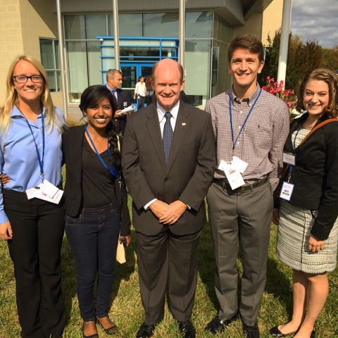BME undergrads visit Air Liquide