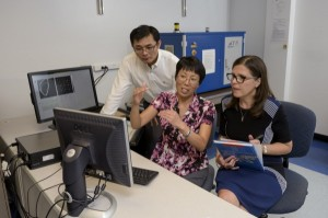Wang receives NIH grant for research on exercise and bone health