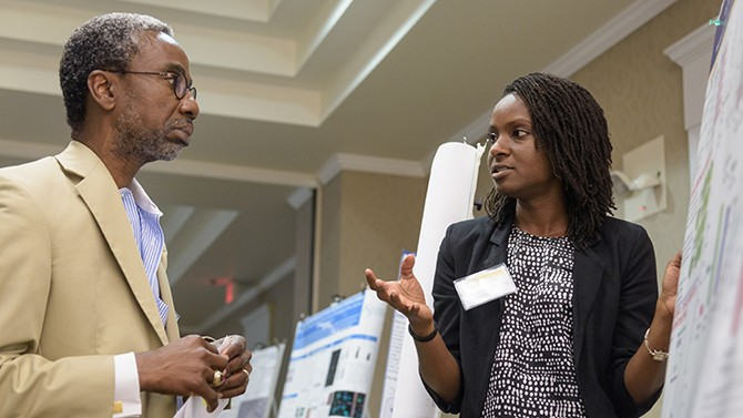 Symposium promotes collaboration