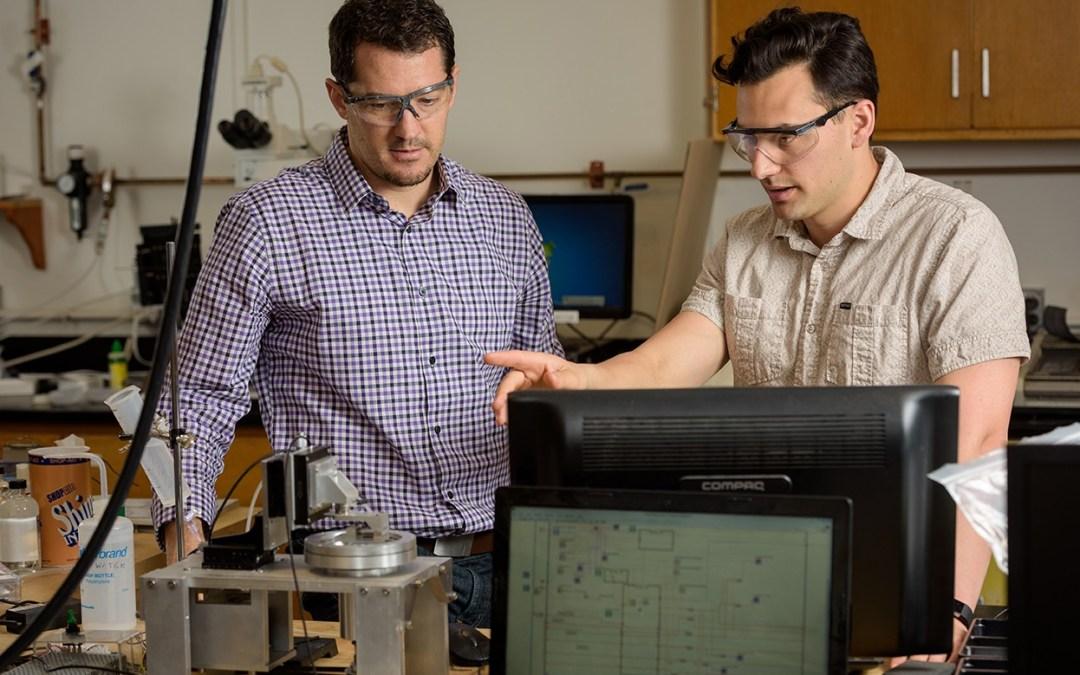 Biomedical Engineering Graduate student won prestigious Whitaker Fellowship