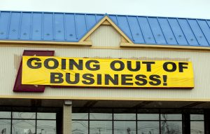 Retailers Going Bankrupt at Record Pace   BullionBuzz