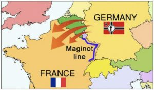 The Chinese And Maginot Gold Lines | BullionBuzz