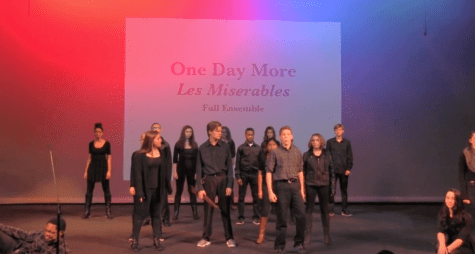 Musical Theater Students Perform a Showstopper