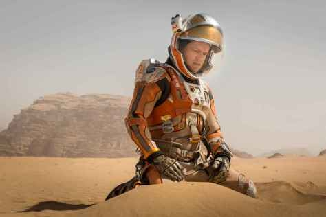 Review: The Martian, Two Thumbs Up