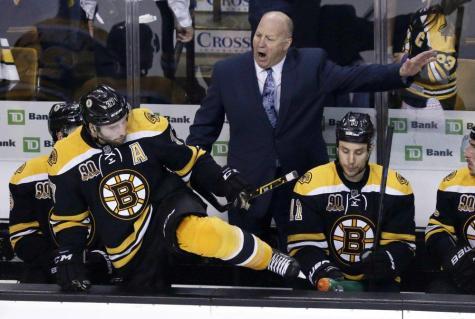 Bruins Suffer Late Season Slump