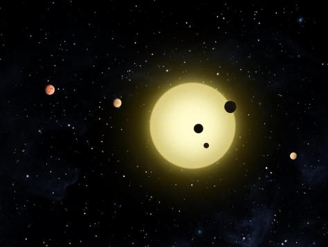 Details Revealed about Distant Planet