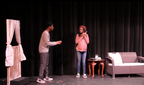 Student-Directed Theatre Addresses Race, Identity
