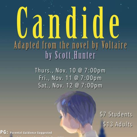 'Candide' to Premier Tonight