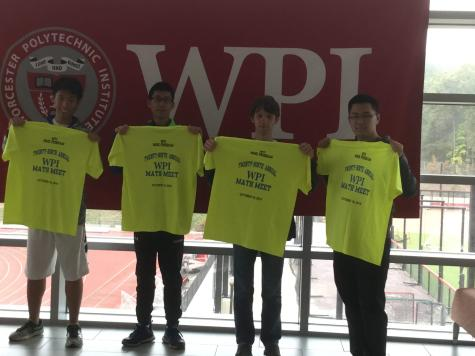Students Compete in Math Invitational