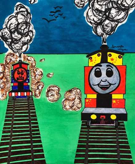 Illustration by Samantha Vingers '17.