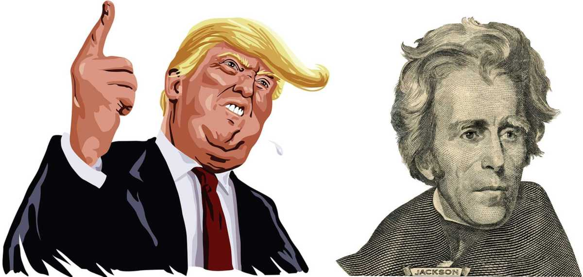 Trump: The New Jackson?