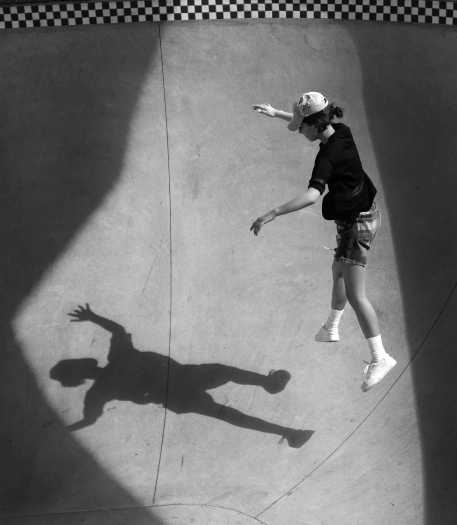 Enna Spivak, (Jump) Photography-Honorable Mention