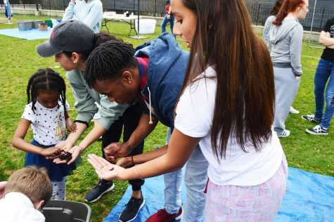 Community Celebrates Earth Day