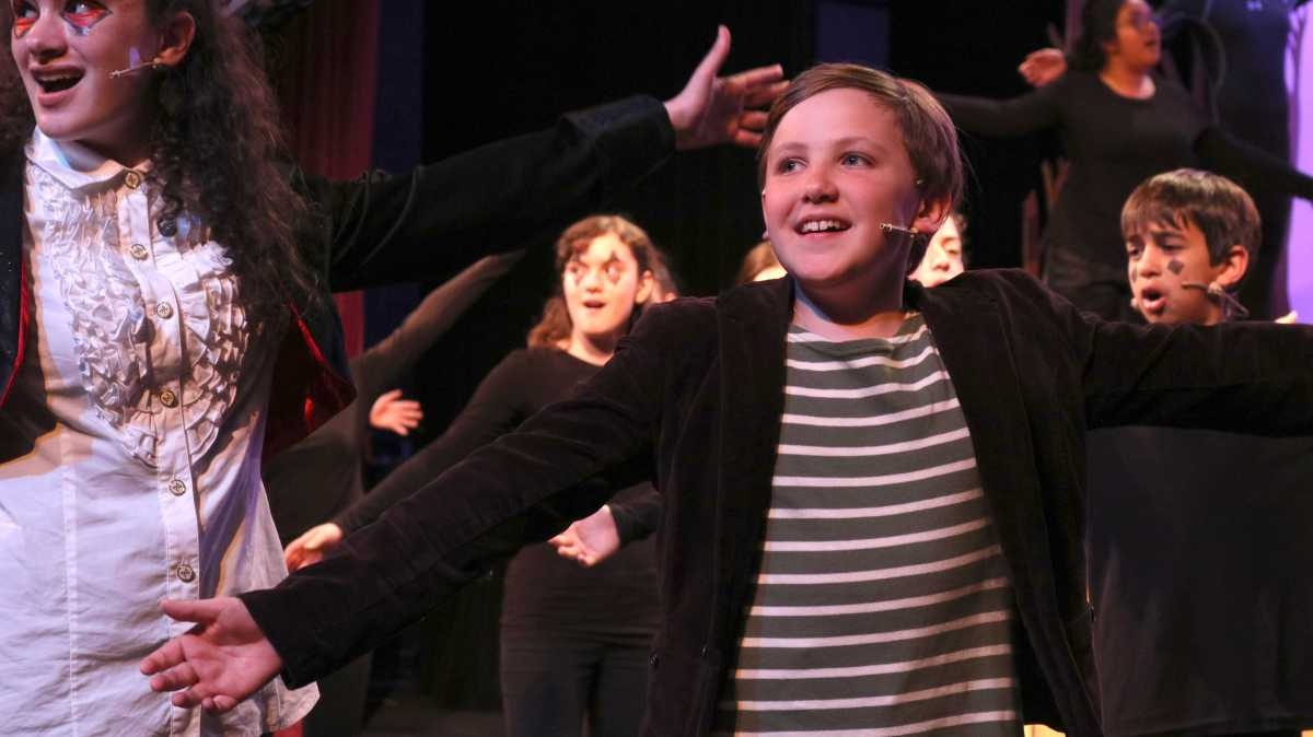 Photos: James and the Giant Peach