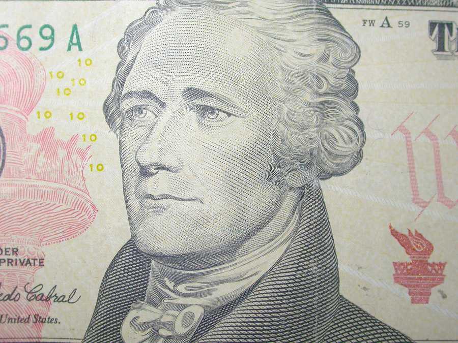 Portrait+of+Thomas+Jefferson+on+the+ten+dollar+bill