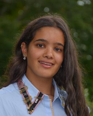 Sita Alomran '19 Wins CSPA Award