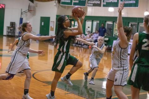 V. Basketball Teams Start Season Strong