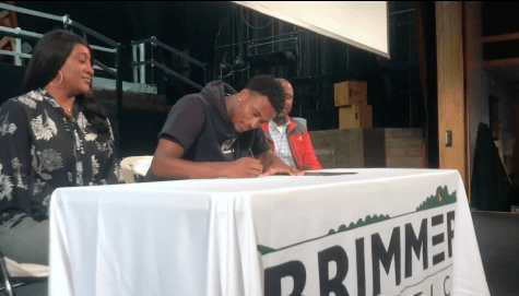 Jordan Minor '19 Commits to Play Division 1 at Merrimack