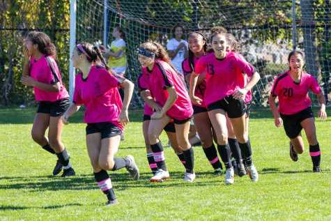 Marianne Alagos '21 gives the rundown of how her team managed to tie against Bradford Christian at Homecoming. 