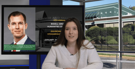 GNN: Sports Update, Model UN, Symposium