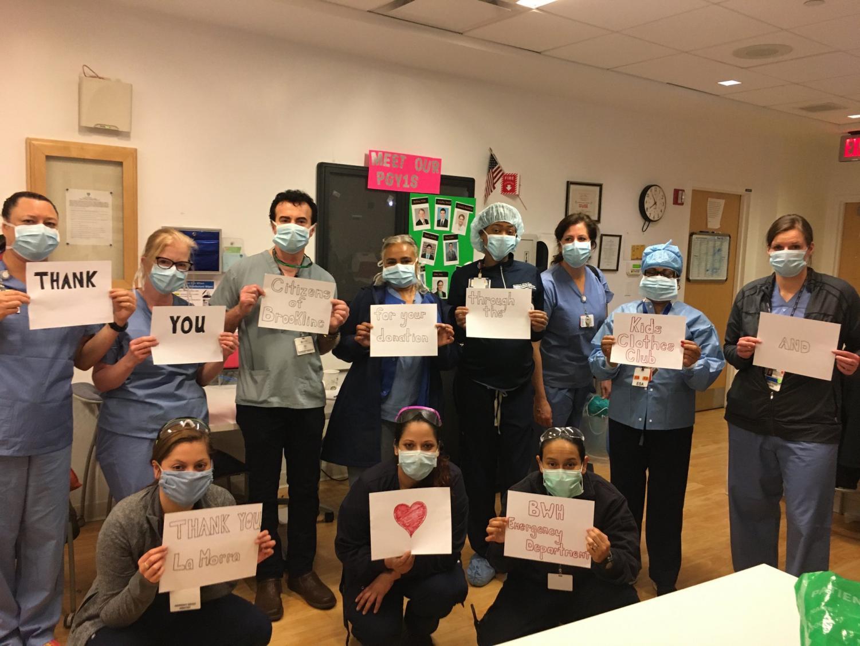Nonprofit+Delivers+Masks+to+Hospitals