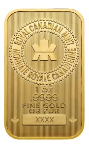 Gold RCM 1-ounce wafer