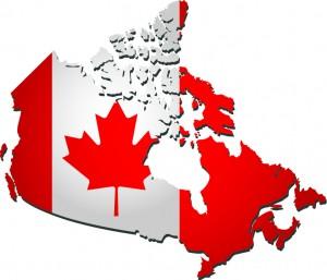 Canadian Advantage Map | BMG Bullion Bars