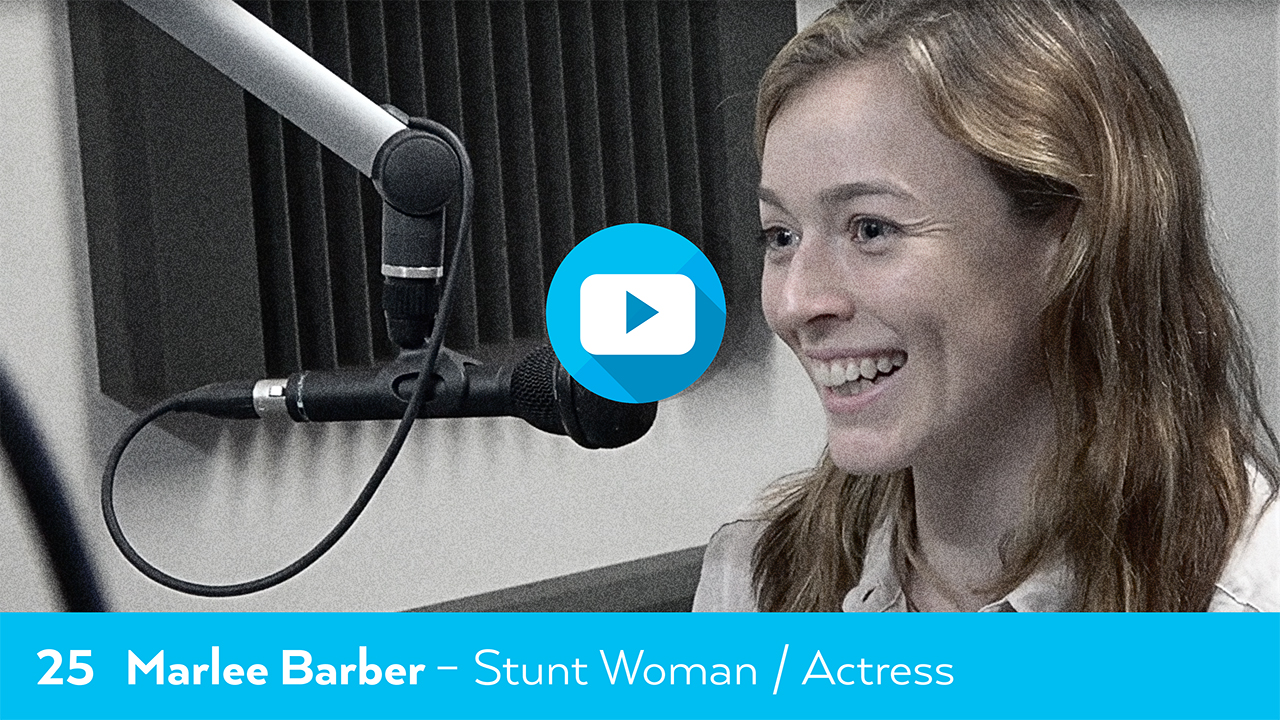 Marlee Barber Actress and Stunt Woman