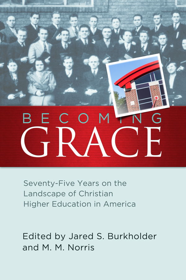 Becoming Grace Cover
