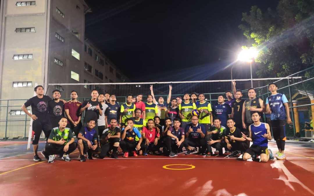 Volleybees Club Activities