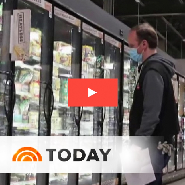 Shop Rite Placement on The Today Show