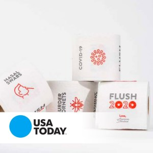 Flush2020 on USA Today