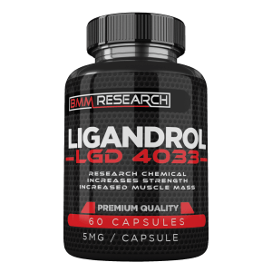 Ligandrol LGD-4033 - Research chemical increases strenght increated muscle mass