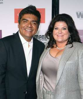 32/37 SLIDES | Talk about ties that bind: When George Lopez suffered a kidney disease in 2004, his longtime wife, Ana, gave him one of hers. That made it all the more surprising when the couple divorced -- citing irreconcilable differences -- in 2010, after 17 years together.