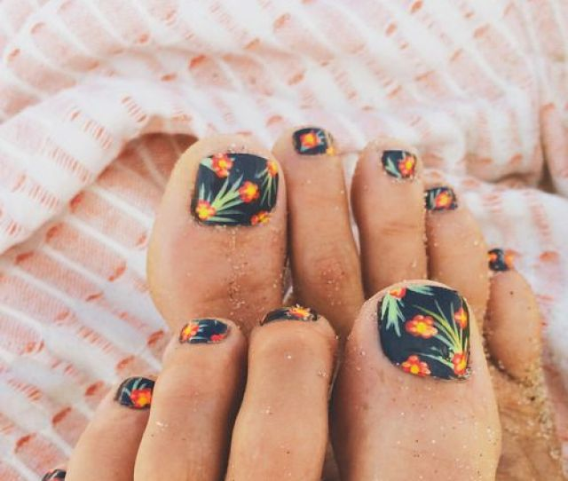 Wonderful Toenail Designs For This Summer Be Modish