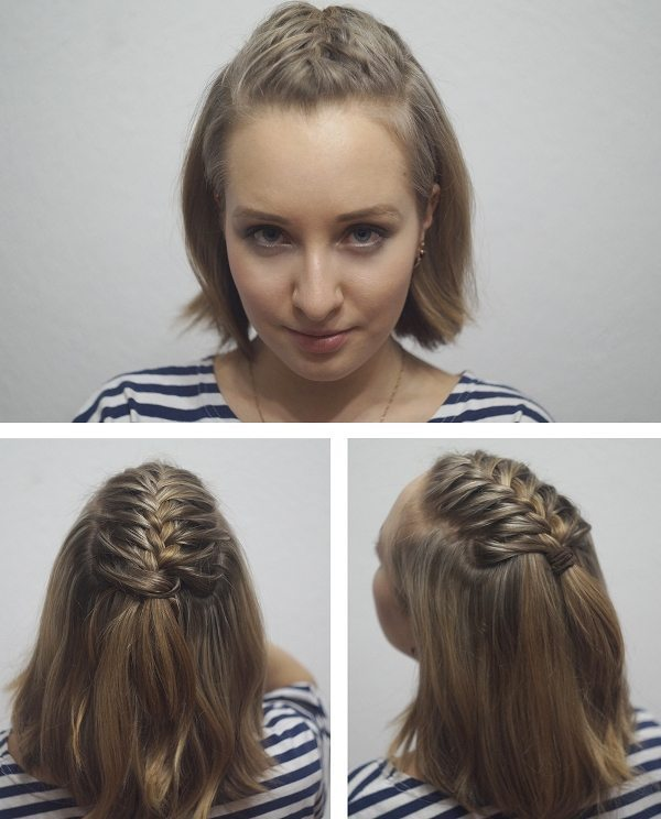 19 Cute Braids For Short Hair You Will Love Be Modish