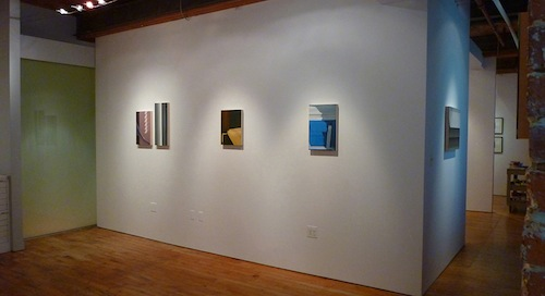 Lillian Bayley Hoover - Goya Contemporary - gallery shot A-72