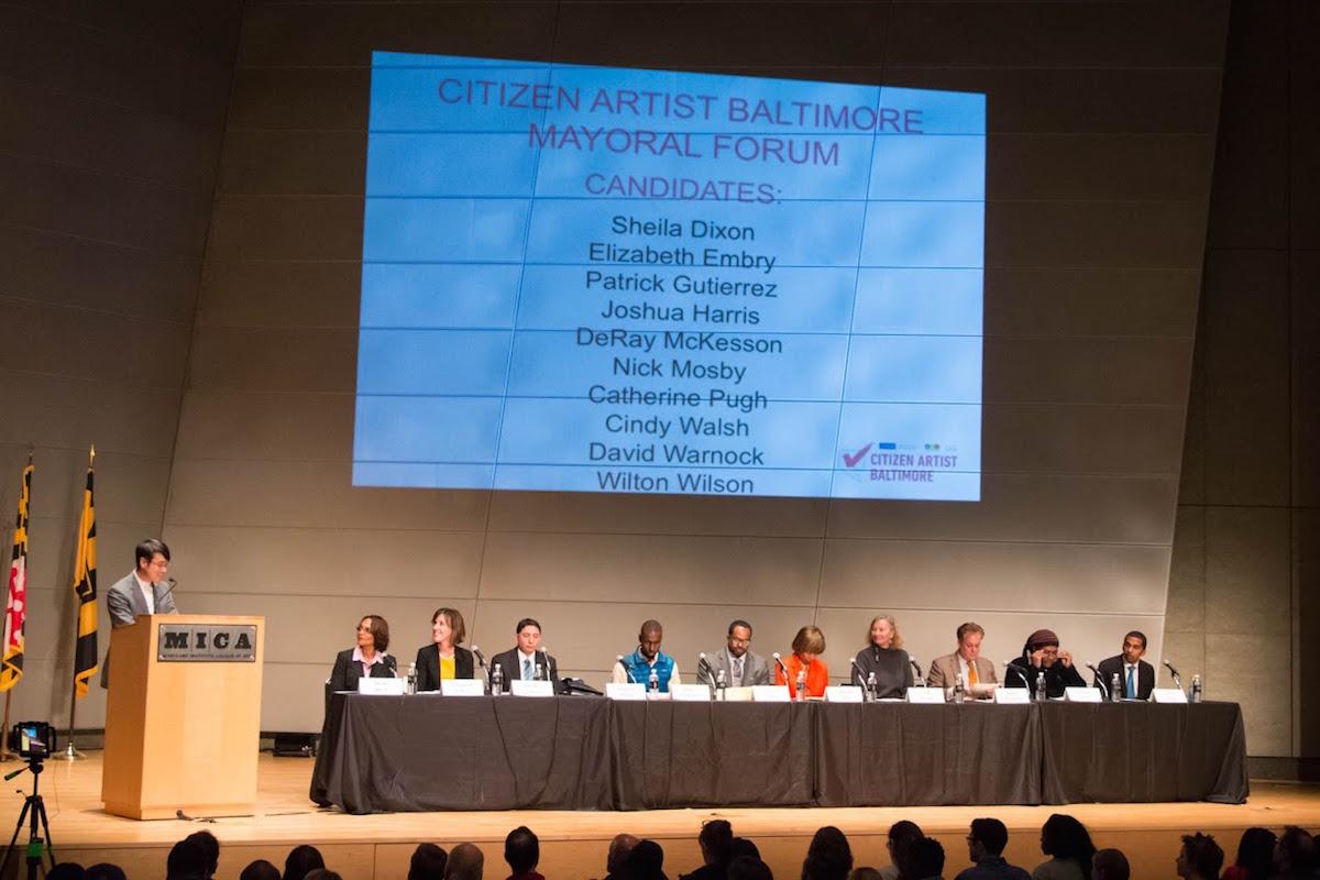 160307-CitizenArtistBaltimore-Mayoral-Forum-19