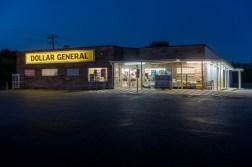Dollar General, Olney, Illinois, 2017