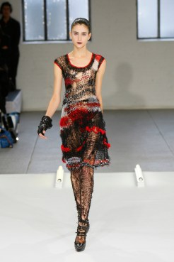 Rodarte, Spring/Summer 2009 runway; Courtesy of Rodarte; Photo © Dan & Corina Lecca