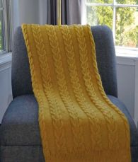 Yellow Throw.